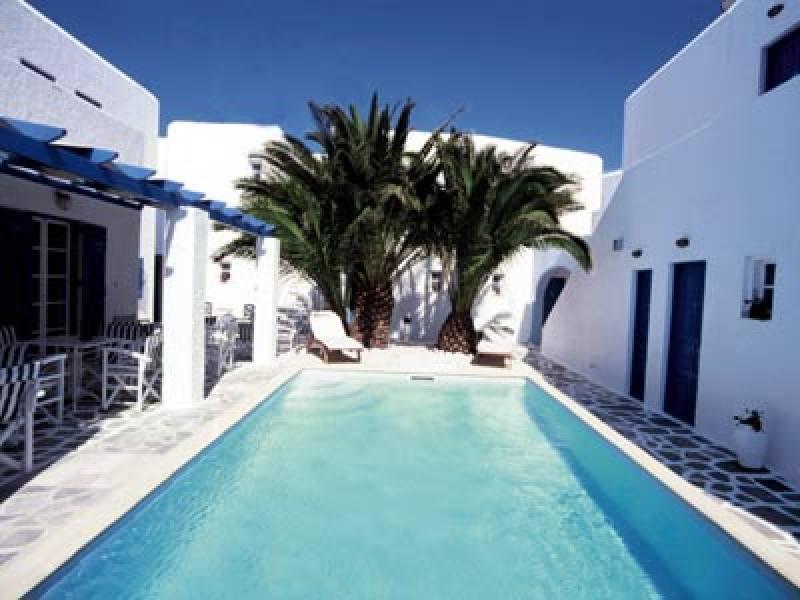 Hotel Marinero - Naoussa - Paros